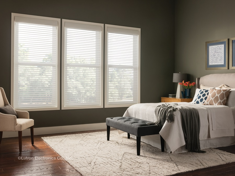 The Motorized Window Treatments You Need on Your Wish List