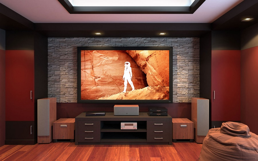 3 Essential Components to Your Custom Home Theater