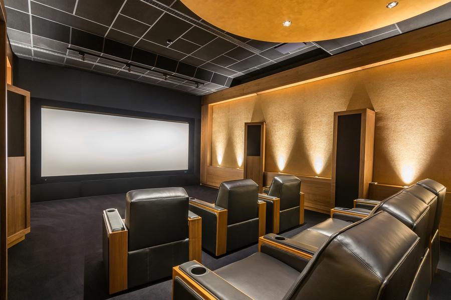 Leave Your Home Theater Installation to a Professional
