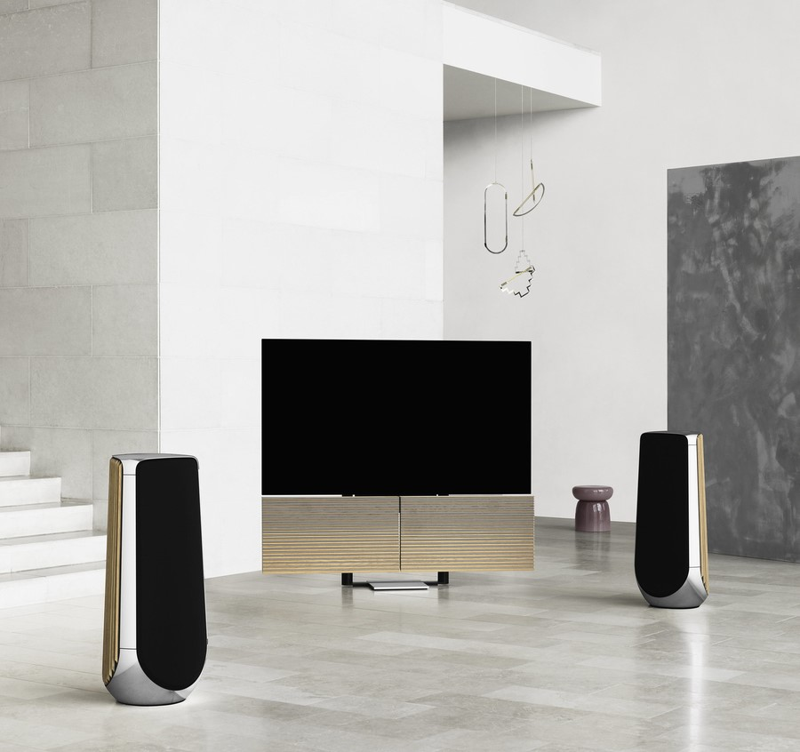Liven Up Your Custom Home Theater with Bang & Olufsen