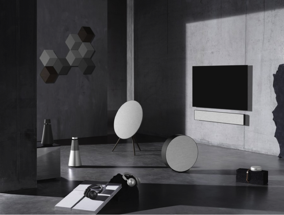 Luxury Distributed Audio with the B&O Contrast Collection
